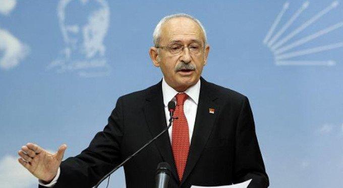 Kılıçdaroğlu: Doğal gaz bulunması bizi memnun eder, yeter ki milletimiz için kullanılsın