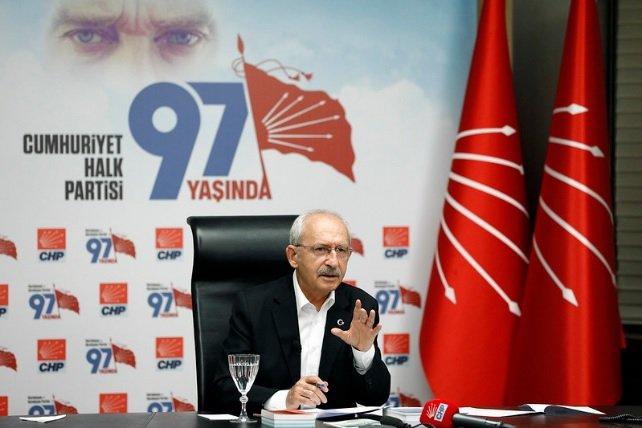 Kılıçdaroğlu: Bizim düştüğümüz pozisyona dünyada hiçbir ülke düşmedi