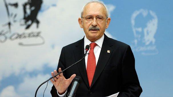 Kılıçdaroğlu: CHP, Türkiye Cumhuriyeti'nin kalesidir, bizi başka partiyle kıyaslamasınlar biz tepeden tırnağa Kuvayı Milliyeciyiz