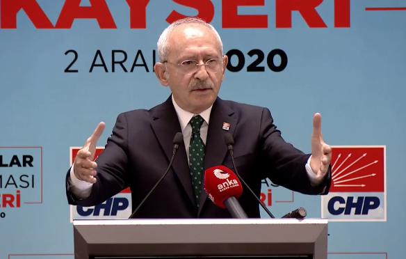 Kılıçdaroğlu: Ekonomik bağımsızlığımız tehlikede