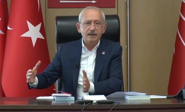 Kılıçdaroğlu, esnaf odaları ile görüştü