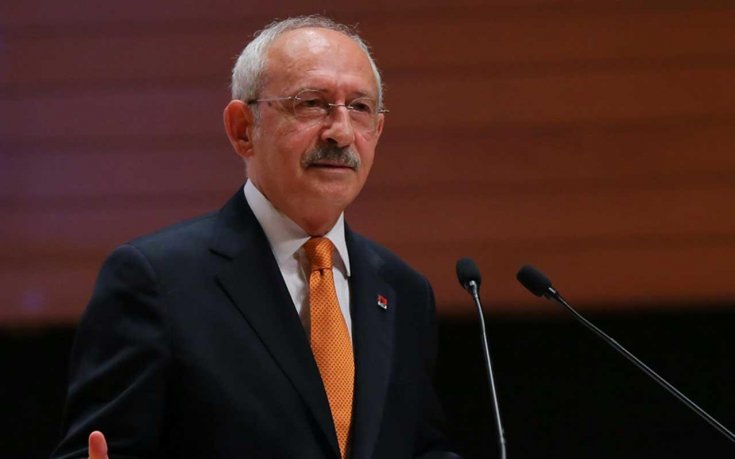 Kılıçdaroğlu: Erdoğan gideceğini görüyor, yerimde nasıl tutunurum arayışı içinde