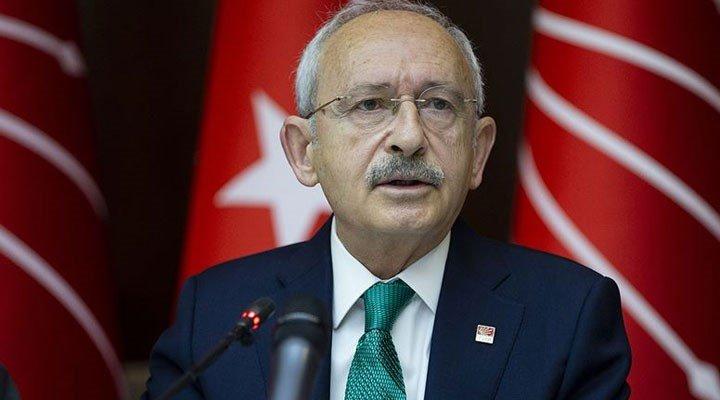 Kılıçdaroğlu, HDP Eş Genel Başkanı Sancar'ı aradı: 'Operasyon siyasi nitelikte'