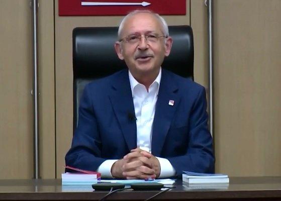 Kılıçdaroğlu muhtarlarla görüştü