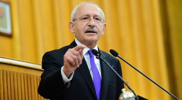 Kılıçdaroğlu: Sarayda oturan kişi muhalefete söylem birliği sağlatıyor