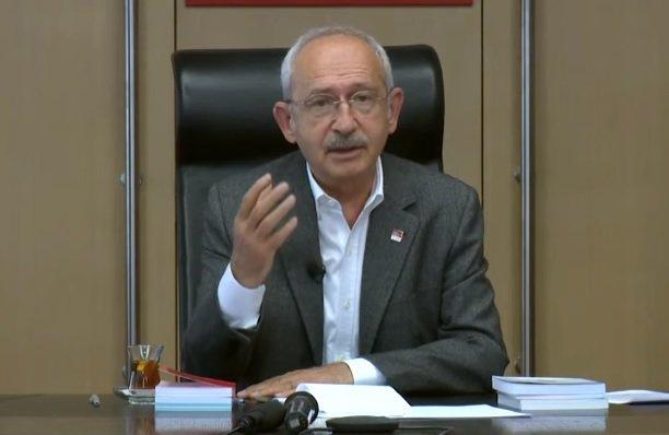 Kılıçdaroğlu: Siyaset arenasında kadın yeterli ağırlıkta değil