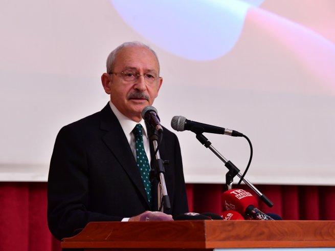 Kılıçdaroğlu: Verginin nereye harcandığını bilmek bizim hakkımız; vergimi ödüyorsam devleti yönetenlere soracağım