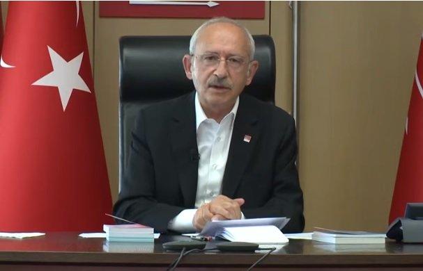 Kılıçdaroğlu, veteriner hekimlerle görüştü