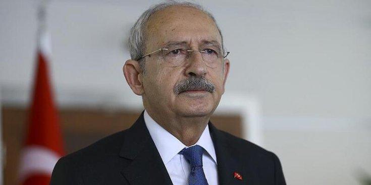 Kılıçdaroğlu'ndan Ahmet Taner Kışlalı mesajı
