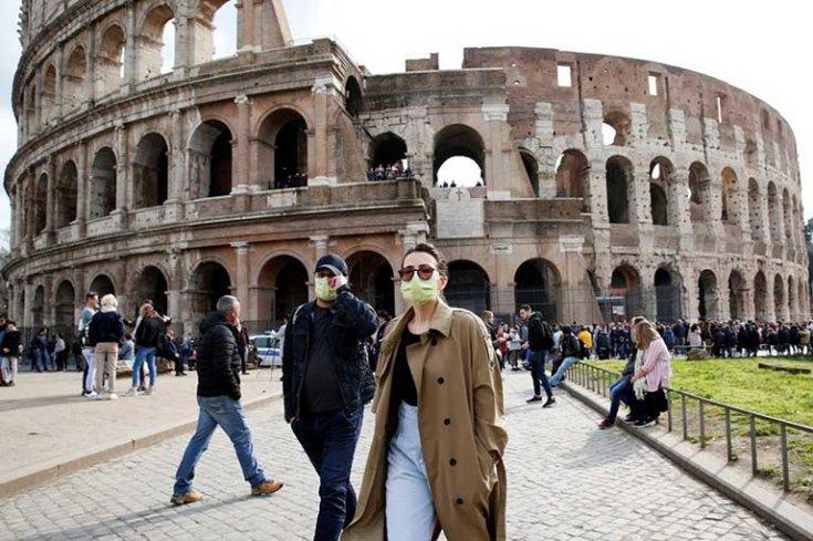 Koronavirüs İtalya'dan Avrupa'ya yayılıyor