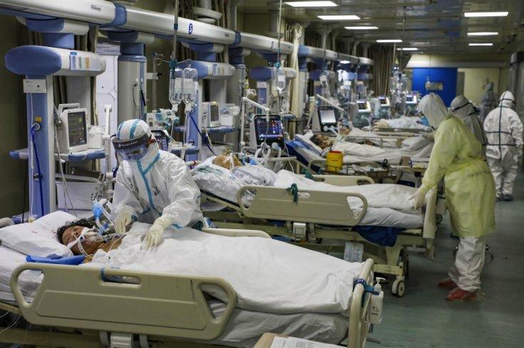 Koronavirüs salgınında ölenlerin sayısı 571 bini, vaka sayısı 13 milyonu aştı