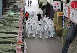 Koronavirüs salgınında ölü sayısı 2801'e yükseldi
