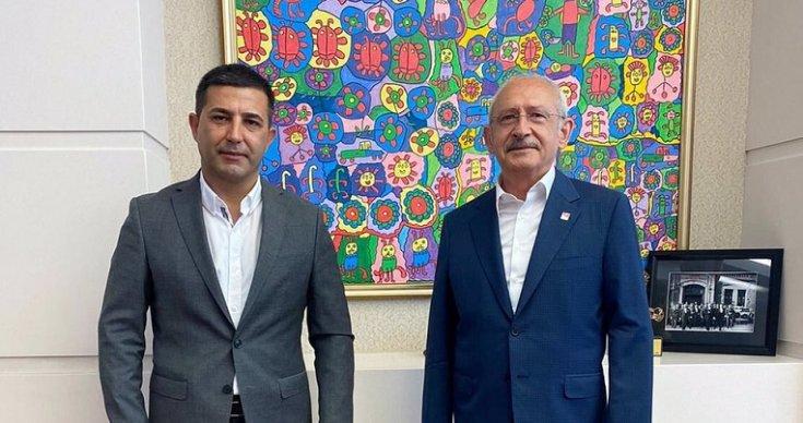 Kuşadası Belediyesi Başkanı Ömer Günel'den, CHP Lideri Kılıçdaroğlu'na ziyaret
