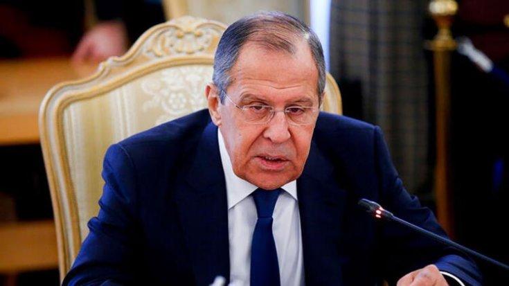 Lavrov: Suriye'deki militanlar, suyu bulandırmaya devam etmek için Libya'ya gidiyor