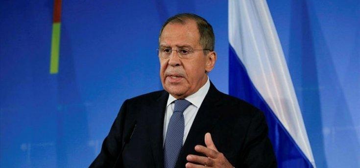 Lavrov'dan İdlib'de ateşkes çağrılarına ret: Bu, teröristlere ayrıcalık tanımak olur