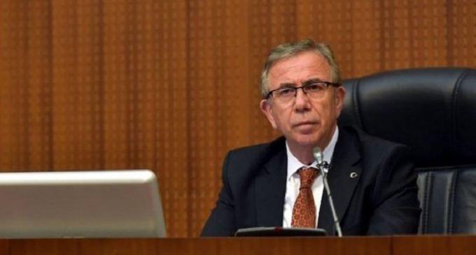Mansur Yavaş: 'FETÖ bağlantılı 50 dosya savcılığa verilecek'