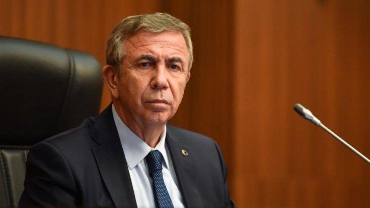 Mansur Yavaş'tan AKP'li meclis üyesine tepki
