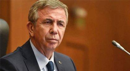 Mansur Yavaş'tan 'cumhurbaşkanlığı adaylığı' açıklaması