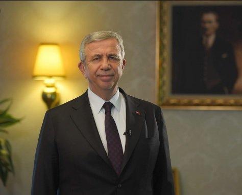 Mansur Yavaş'tan Kılıçdaroğlu'na teşekkür mesajı