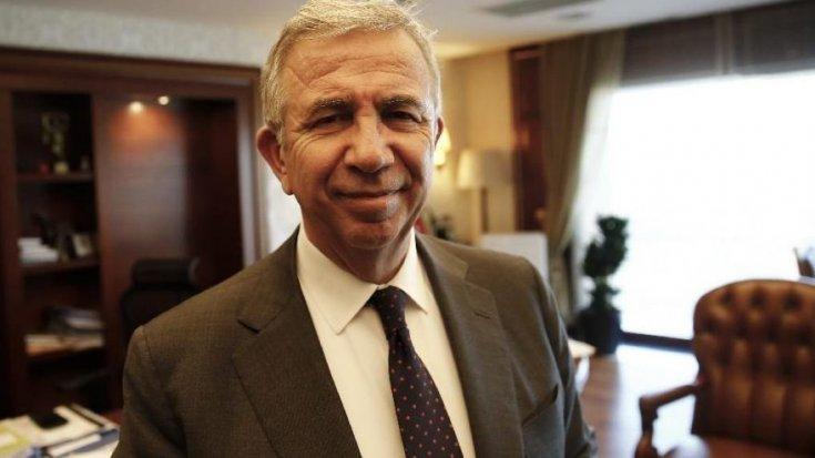 Mansur Yavaş'tan Ümit Şamiloğlu'na tebrik mesajı