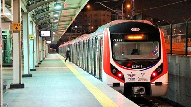 Marmaray ve Başkentray seferlerine başlıyor