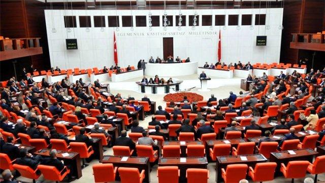 Meclis'te vekillere ait bin 62 fezleke bekliyor