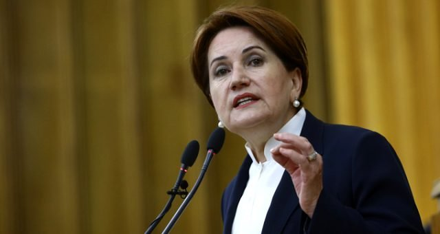 Akşener: Türkiye'yi güçlendirilmiş parlamenter sistemle şereflendireceğiz