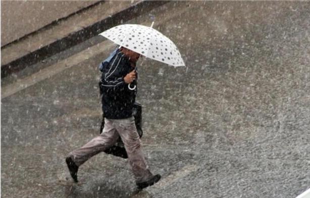 Meteoroloji'den bazı iller için sağanak yağış uyarısı