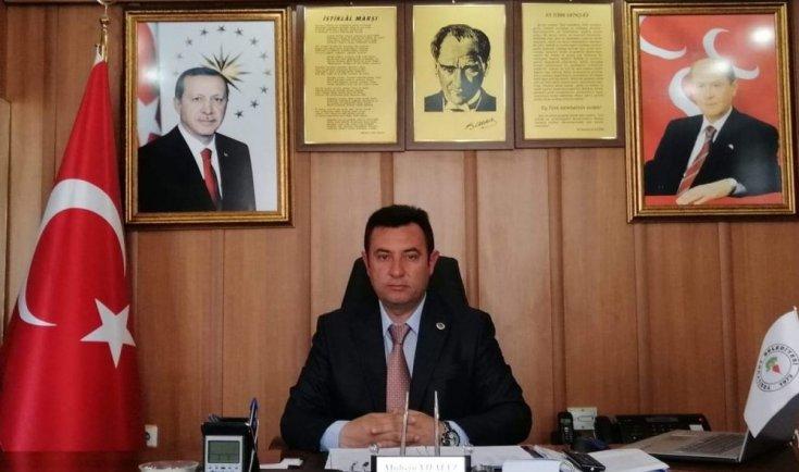 MHP'li belediye başkanı, Kıbrıs şehidi Cengiz Topel'in adını bulvardan kaldırıp Erdoğan'ın adını verdi