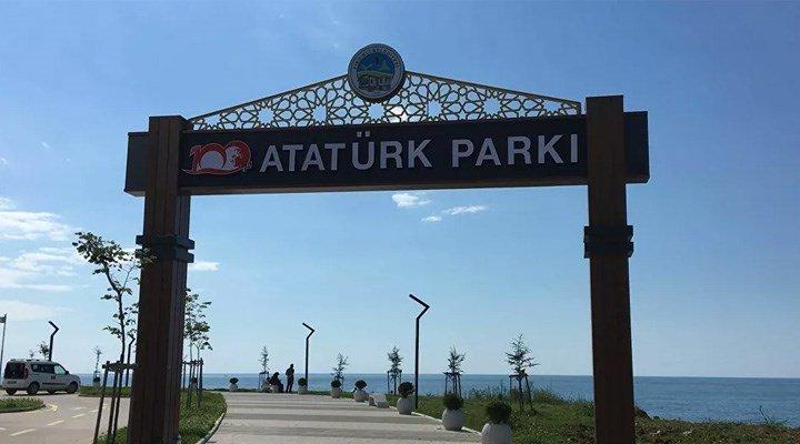Millet Bahçesi'nin adını Atatürk Parkı olarak değiştiren Fındıklı Belediye Başkanı'na soruşturma