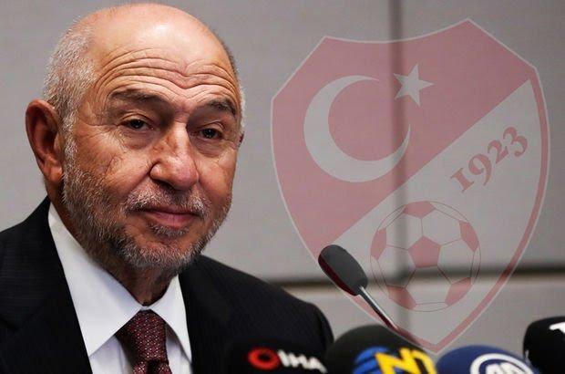 TFF Başkanı Nihat Özdemir: Galatasaray-Beşiktaş derbisi seyircili oynanacak