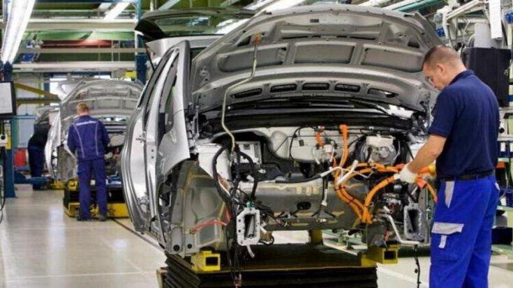 Otomotivde üretim yüzde 29, ihracat yüzde 37 düştü