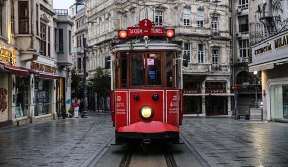 Pandemi turizmde ciddi kayıplara yol açtı: Mart ayında, İstanbul'a gelen turist sayısı bir önceki yıla göre yüzde 67,9 azaldı