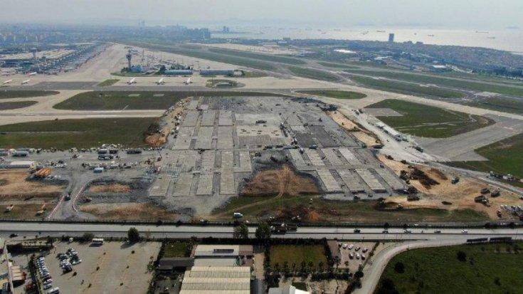 Pistleri kırılan Atatürk Havalimanı'yla ilgili yeni gelişme