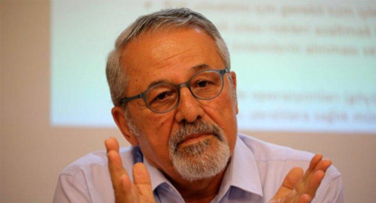 Prof. Dr. Naci Görür: Marmara'nın altındaki arz kabuğu çatırdamaya başladı