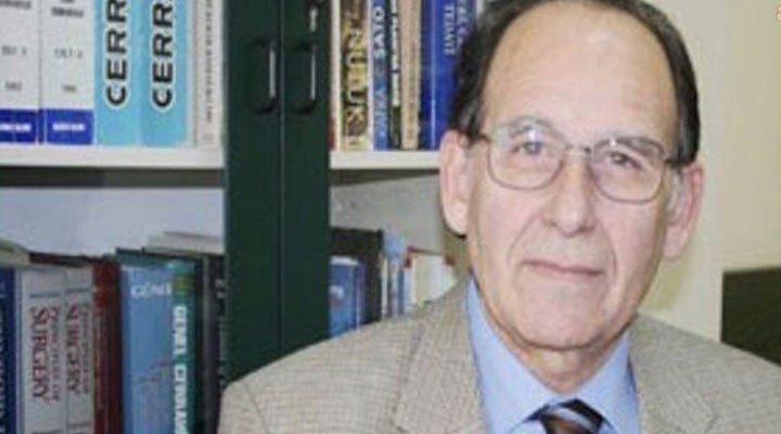 Prof. Ertan Tatlıcıoğlu koronavirüs nedeniyle hayatını kaybetti
