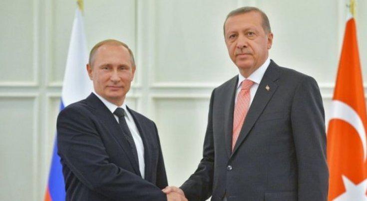 Putin ve Erdoğan telefonda görüştü