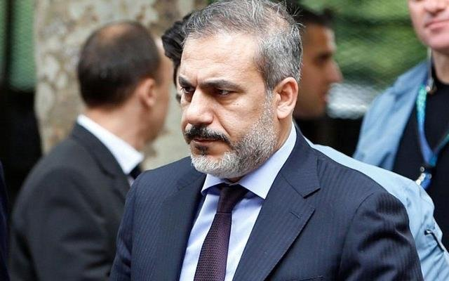 Reuters: MİT Başkanı Fidan ile Esad'ın istihbaratçısı resmi olarak görüştü