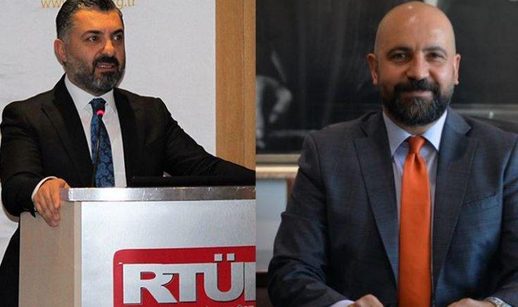 RTÜK Başkanı Şahin ve RTÜK Üyesi İlhan Taşcı arasında 'pusula' polemiği