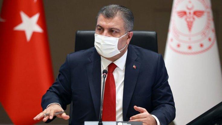Sağlık Bakanı Dr. Fahrettin Koca: 'Sadece hastaları değil, semptomsuz vakaları da açıklayacağız; hasta sayımız 6,814. bugünün vakası ise 28,351'