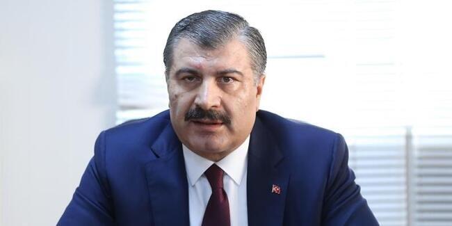 Sağlık Bakanı Fahrettin Koca'dan koronavirüs açıklaması: Hastalık belirtisi olanlar alınmıyor