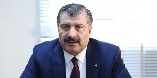 Sağlık Bakanı Koca: İtalya, Güney Kore ve Irak'a tüm yolcu uçuşları durduruldu