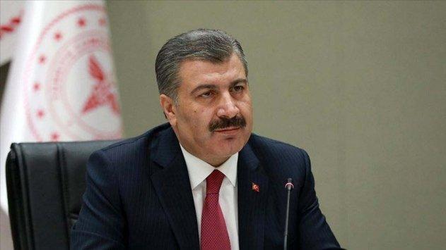 Sağlık Bakanı Koca'dan İmamoğlu'na 'geçmiş olsun' telefonu