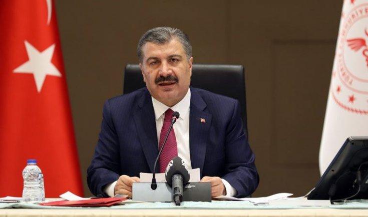 Sağlık Bakanı Koca'dan patlamayla ilgili ihmal iddialarına yanıt