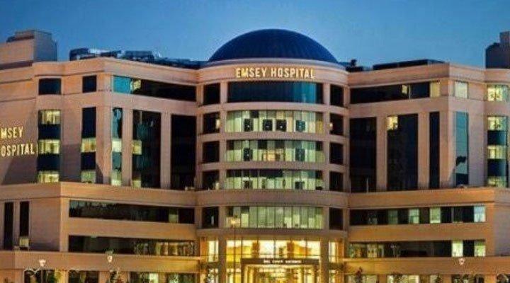 Sağlık turizmi için ilk yetki belgesini Menzil'in hastanesine vermişler