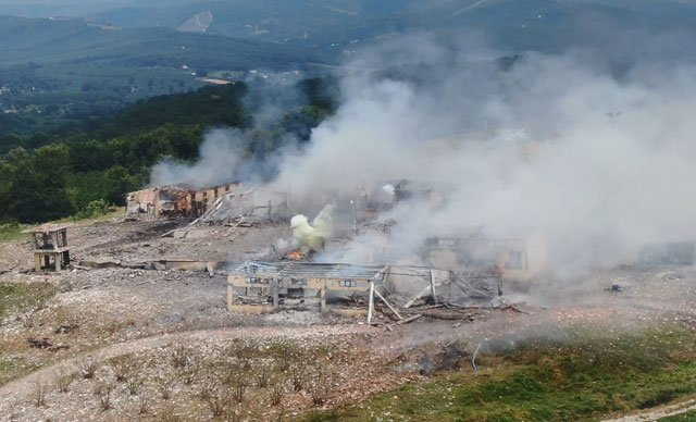 Sakarya'daki havai fişek fabrikasında meydana gelen patlamayla ilgili 3 gözaltı kararı