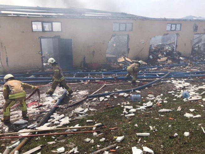 Sakarya'da havai fişek fabrikasındaki patlamayla ilgili soruşturma başlatıldı