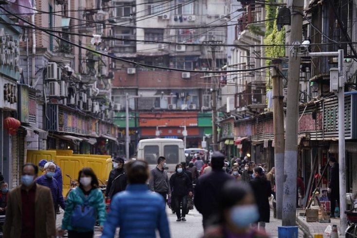 Salgının ortaya çıktığı Wuhan'da 76 gün sonra karantina kaldırıldı