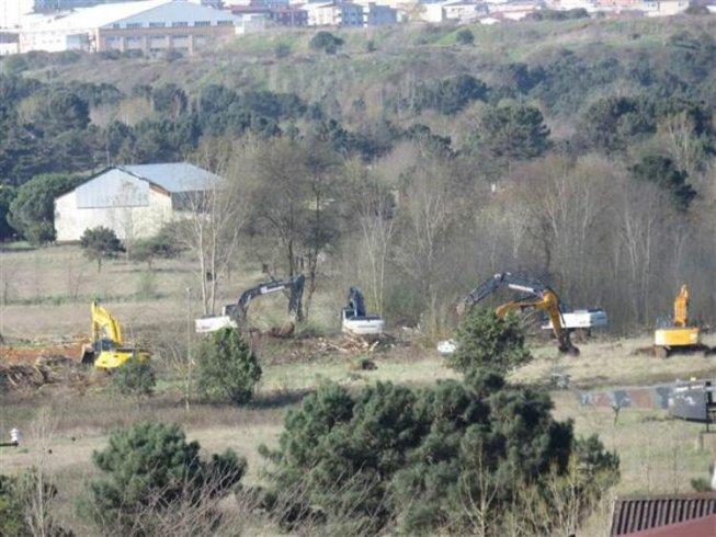 Sancaktepe'deki 'koronavirüs hastanesi'nin yapımına başlandı