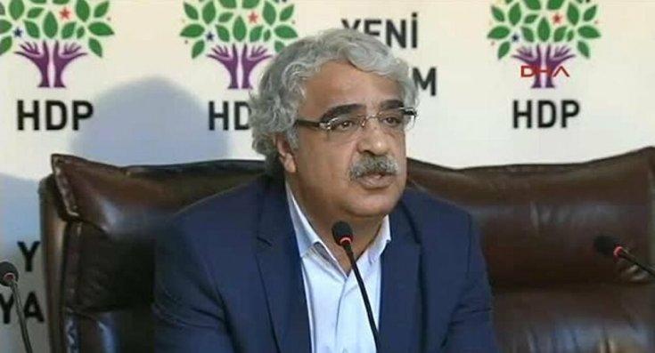 Sancar: HDP olarak alternatif bir bilim kurulu oluşturmak üzere adımlarımızı attık